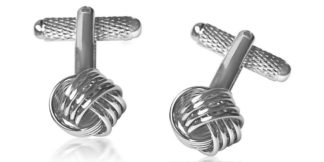 Twisted Cufflinks