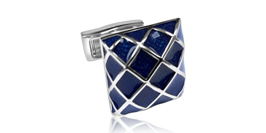Blue Cufflinks - Exclusive Collection