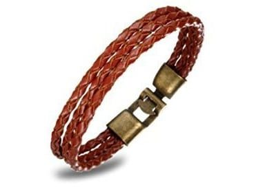 Brown Bracelet Leather