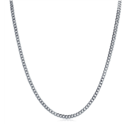 Silver Chain - Silver Necklace
