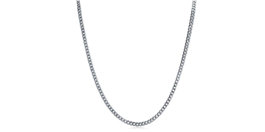 Silver Chain - Silver Necklace