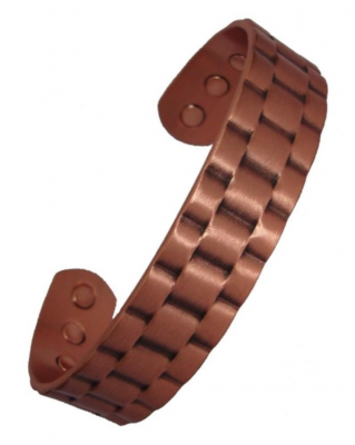 519a-copper-magnetic-bio-bracelet