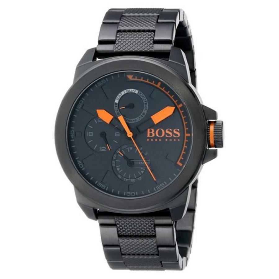 hugo boss orange men 39 s new york watch 2 jewellery online. Black Bedroom Furniture Sets. Home Design Ideas