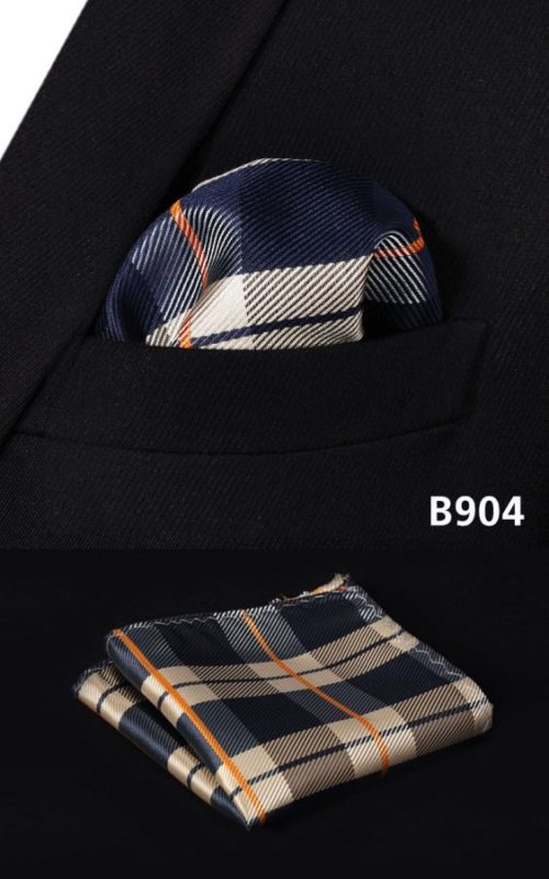 Cheq Pocket Square