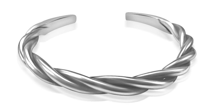 grande row wave sterling zirconia three bangles jewellery silver the tagged cubic atkinsons bangle collections jeweller