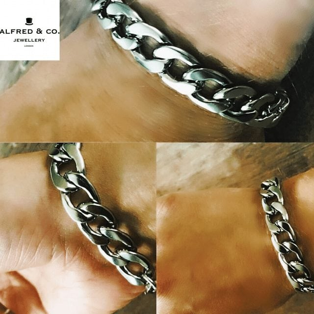 Mens Bracelet Cuban