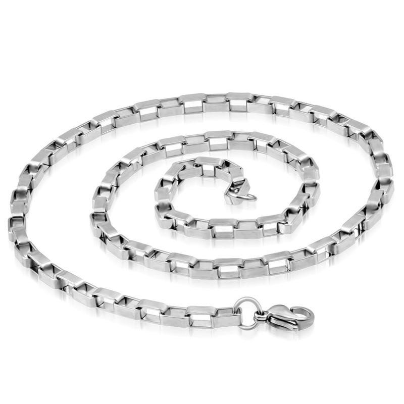 Mens Box Chain