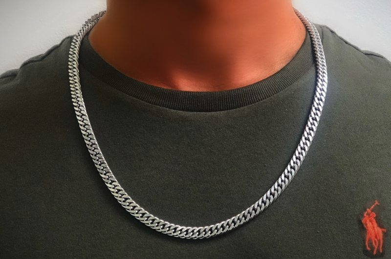 Mens Necklace Chain - Deluxe