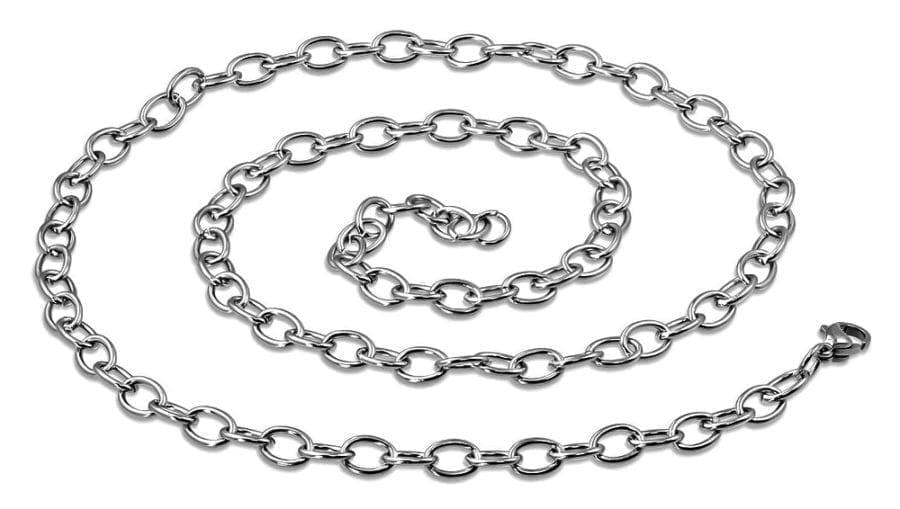 Men's Necklace Loop Style