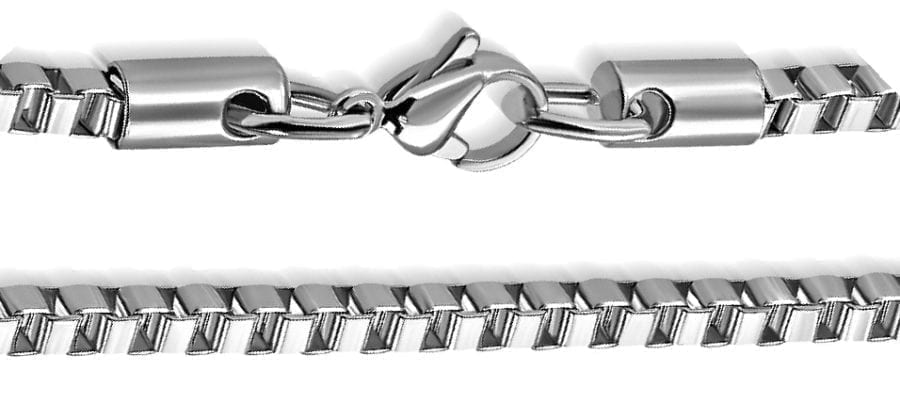 Mens Chain Box Style