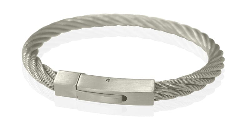 Cable Bracelet by Alfred & Co. Jewellery
