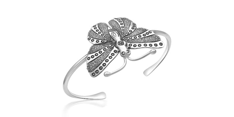 Butterfly Bangle