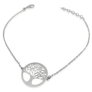 Womens Silver Bracelets