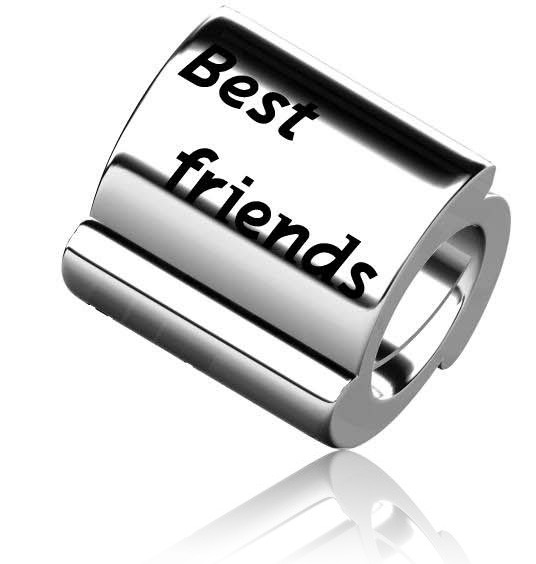 Best Friends Charm