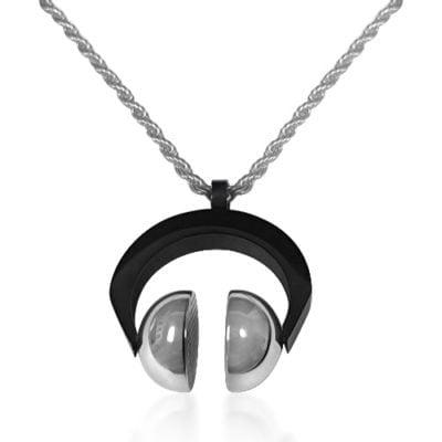 Headphones Necklace