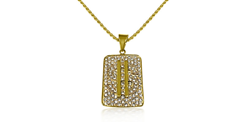 Dollar Necklace Chain