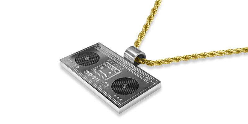 Hi-Fi Necklace