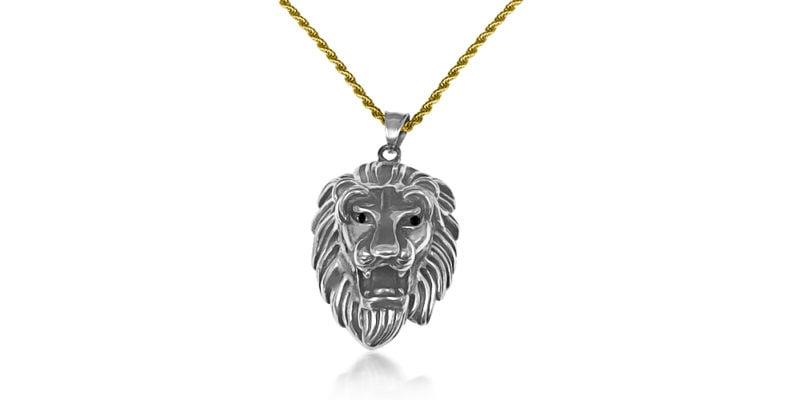 Lion Necklace Chain