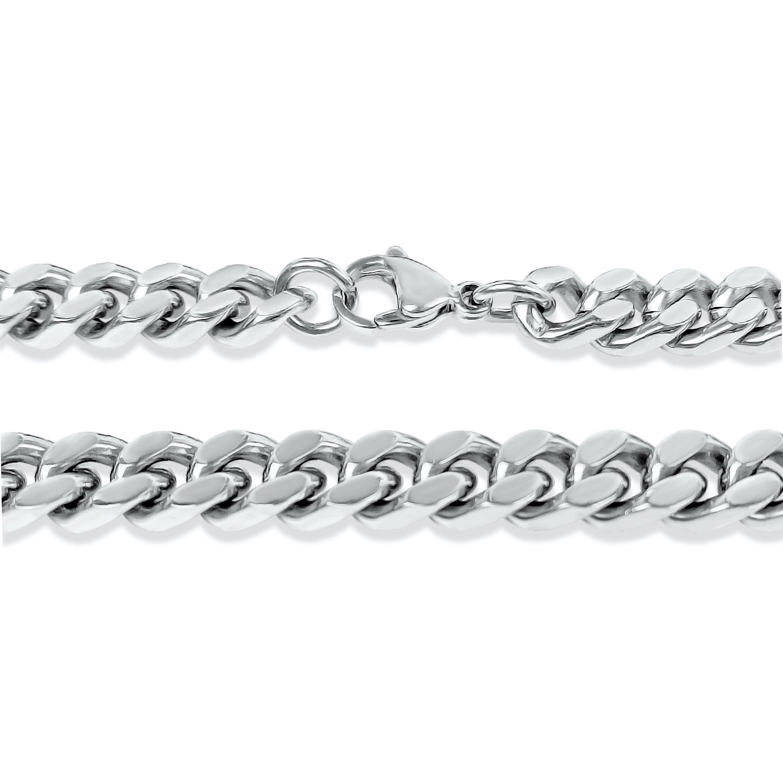 Mens Silver Chain