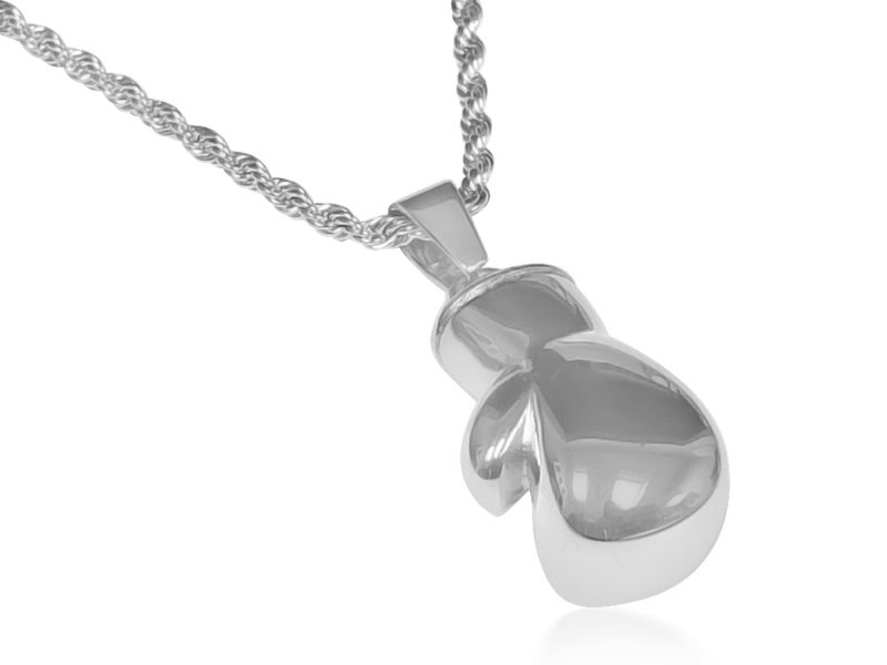 Boxing Glove Chain Necklace