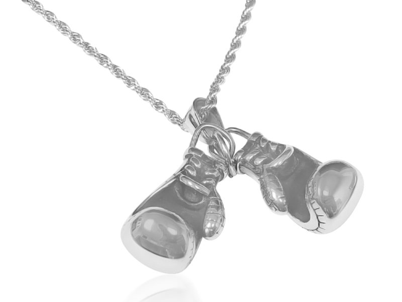 Boxing Chain Necklace