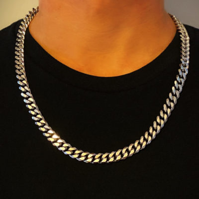 Mens Chain - Ice II