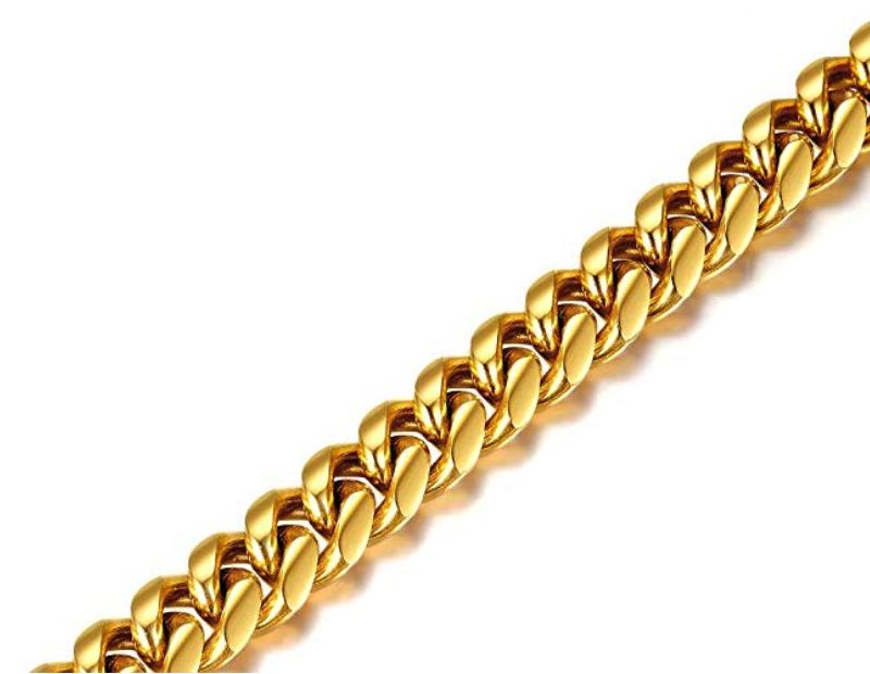 Gold Chain Lava II