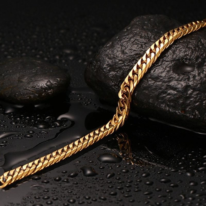 Gold Necklace Deluxe