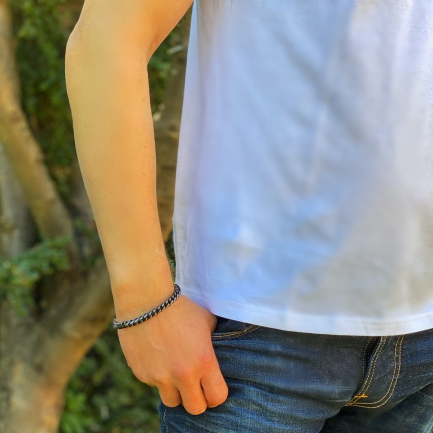 Gunmetal Bracelet