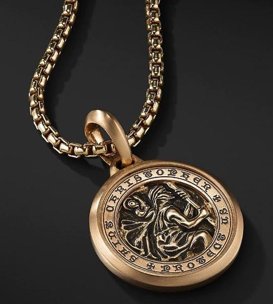 Saint Christopher Necklace
