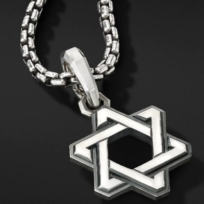 Star of Pendant Necklace