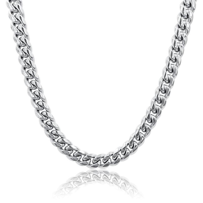 er Chain Necklace Cuban