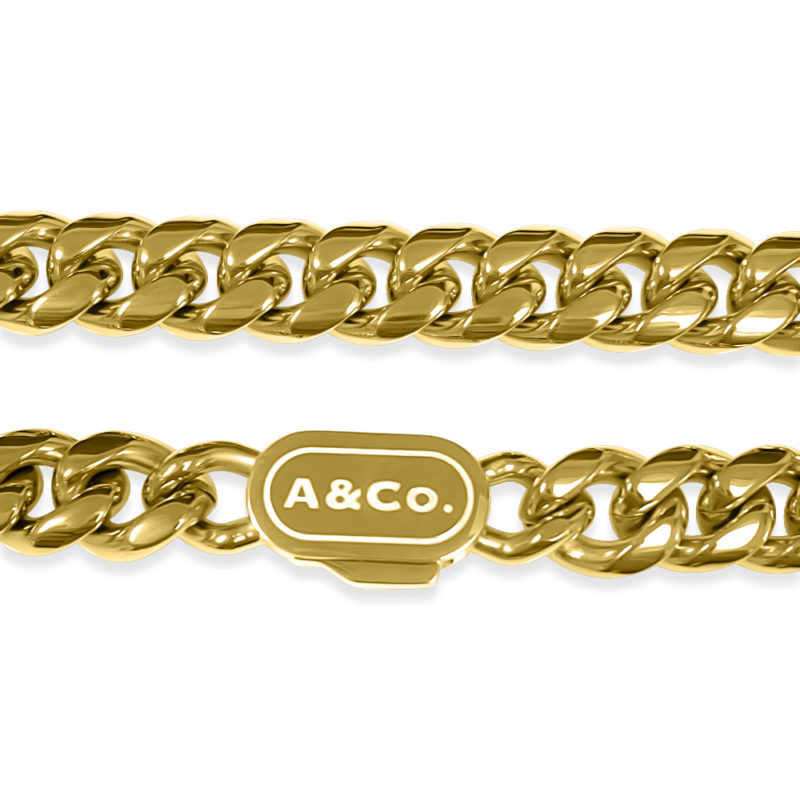 Gold Chain Brooklyn