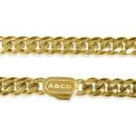 Gold necklace Miami