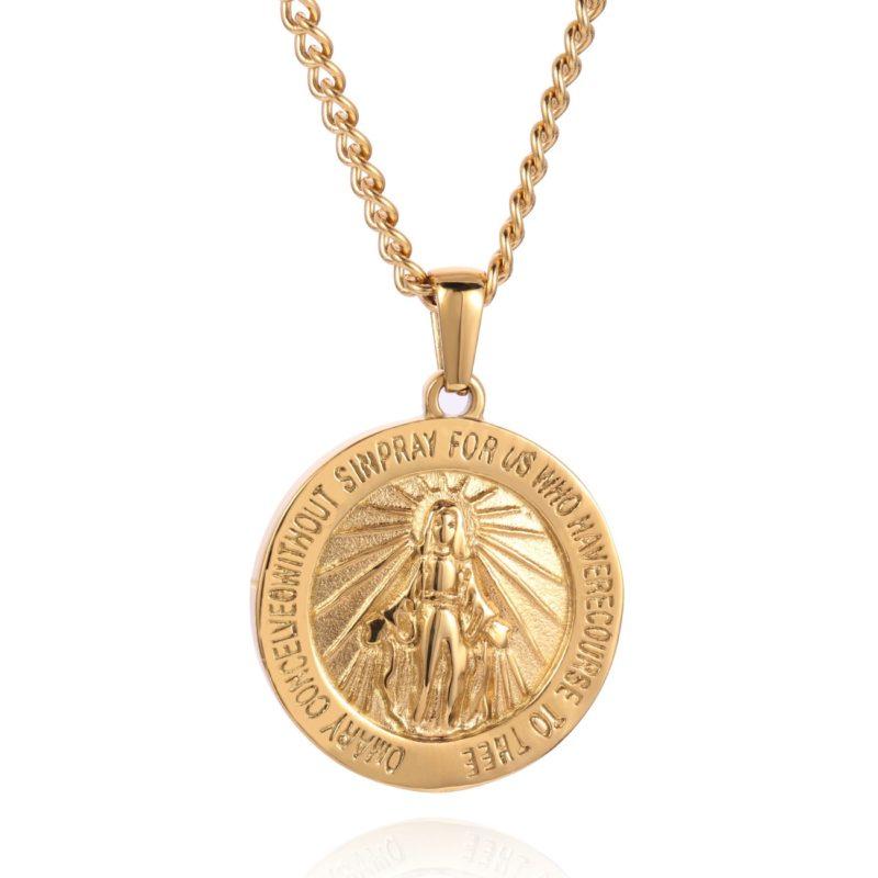 Saint Mary Gold