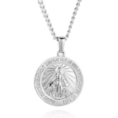 Saint Mary Silver