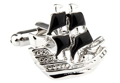 sailing cufflinks