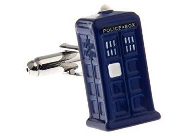 Doctor Who Cufflinks