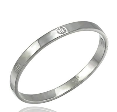 Ladies-Silver-Bracelet-with-Alfred-Co-Jewellery-Box-B0110LSQBW