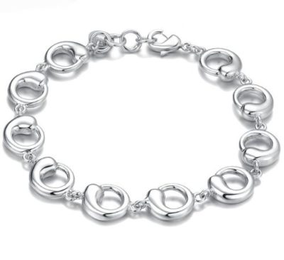 Ladies-Silver-Hoop-Bracelet-with-Alfred-Co-Jewellery-Box-B01CN0GDS2