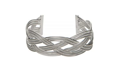 Ladies-Silver-Mesh-Bangle-with-Alfred-Co-Jewellery-Box-B00VEIXKVS