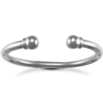 Ladies-Silver-Torque-Bangle-with-Alfred-Co-Jewellery-Box-B00NJPSUBE