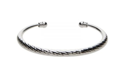 Ladies-Silver-Torque-Bangle-with-Alfred-Co-Jewellery-Box-B00VEIY1WK