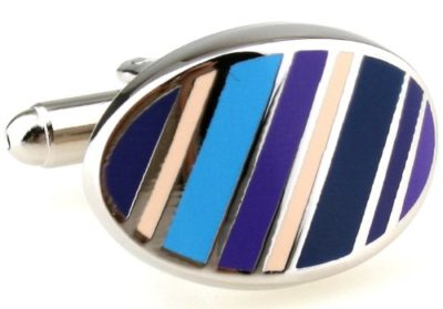 Mens-Elegant-Multi-colour-Diagonal-Stripe-Cufflinks-with-Alfred-Co-Jewellery-Box-B00IC27SKS