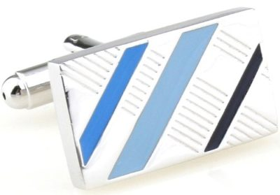 Mens-Executive-Silver-with-Blue-Stripes-Cufflinks-with-Alfred-Co-Jewellery-Box-B00IC29VEO