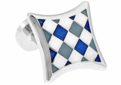 Mens-Luxury-Blue-Silver-Square-Cufflinks-with-Alfred-Co-Jewellery-Box-B00FI9DFN2