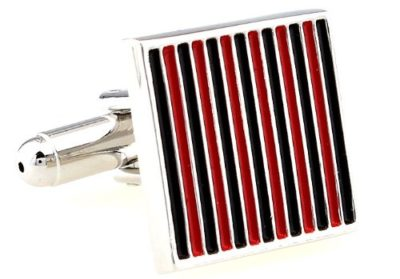 Mens-Luxury-Red-Black-Silver-Executive-Cufflinks-with-Alfred-Co-Jewellery-Box-B00IC26AMK