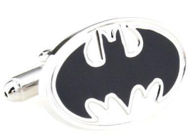 Mens-Luxury-Silver-Black-Batman-Novelty-Cufflinks-with-Alfred-Co-Cufflink-Box-B00EB9EGWO