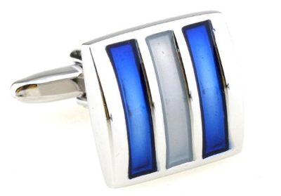Mens-Luxury-Silver-Blue-Square-Cufflinks-with-Alfred-Co-Jewellery-Box-B00FI9DI5C