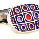 Mens-Luxury-Silver-Colour-Pattern-Oval-Cufflinks-with-Alfred-Co-Jewellery-Box-B00GYFOGLY